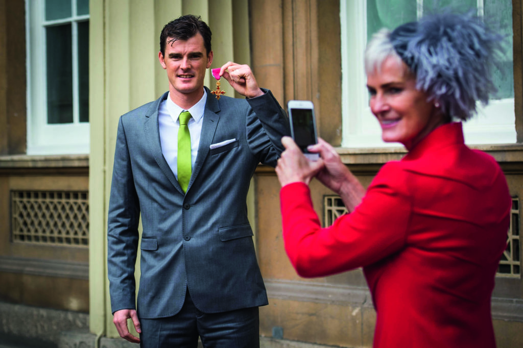 Judy Murray, Jamie Murray