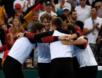 """Kohlmann exklusiv: """"Plane Davis Cup mit dem besten Team"""""""