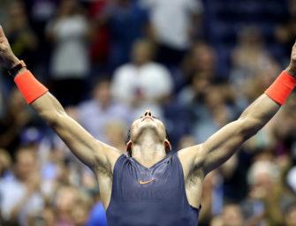 """Nadal nach dem Monster-Match: """"Es tut mir leid für Dominic"""""""