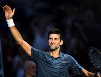 Djokovic ab Montag wieder Weltranglistenerster