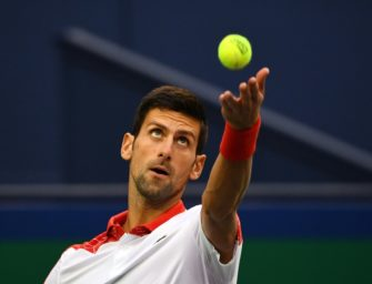 """1001. ATP-Match: """"Master"""" Djokovic gewinnt auch in Shanghai"""