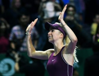 Svitolina gewinnt WTA-Saisonfinale in Singapur