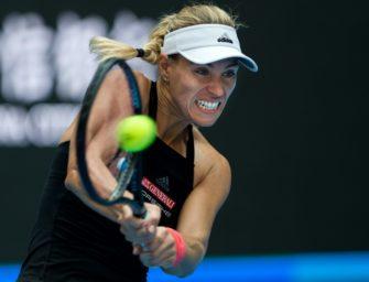WTA-Saisonfinale: Kerber in der Gruppenphase gegen US-Open-Siegerin Osaka