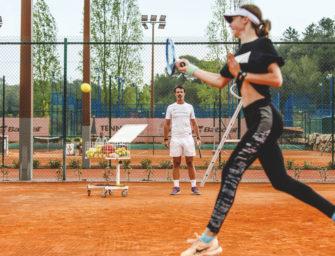 Besser Spielen mit Patrick Mouratoglou: Feintuning am Schlag