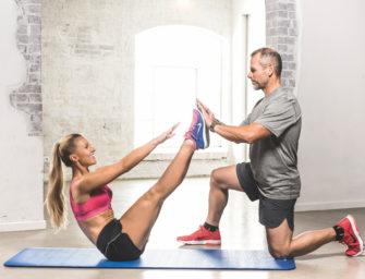 Besser Spielen: Fitnessübungen für den Tennisplatz