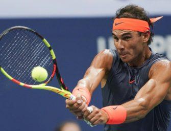 Comeback nach Knieproblemen: Nadal im Tableau von Paris