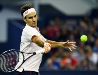 ATP Masters in Shanghai: Federer unterliegt Coric