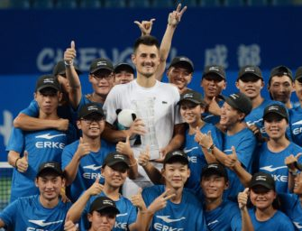 Bernard Tomic – positiver Ausrutscher des Enfant Terribles?