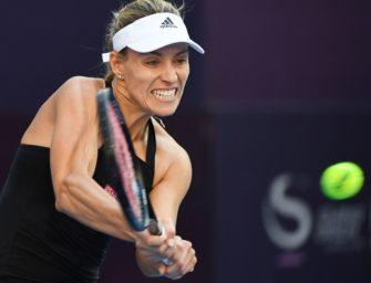 Liveticker zum Nachlesen: Kerber ringt Osaka bei den WTA-Finals nieder