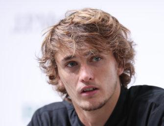 """Alexander Zverev: """"In Deutschland schaut man mehr auf die Grand Slams"""""""