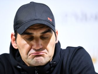 Federer über Verletzungsprobleme und Auftakt bei Swiss Indoors