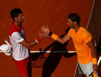 Nadal gegen Djokovic in Saudi-Arabien: Lasst sie doch spielen!