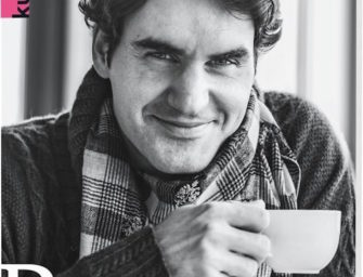 """Verlosungsaktion: Gewinnt das Buch """"Roger Federer"""""""