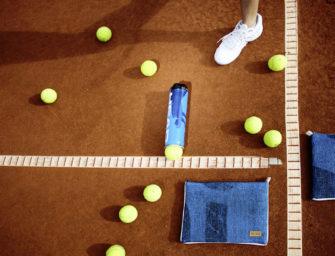LOVE:40–Gewinnspiel: Taschen aus recycelten Tennisplanen