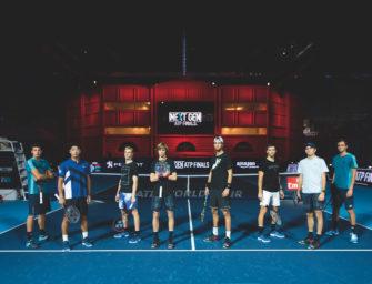 Next Gen ATP Finals in Mailand: Das Versuchslabor