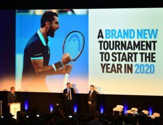 Konkurrenz zum Davis Cup: ATP präsentiert eigenes Mannschaftsturnier