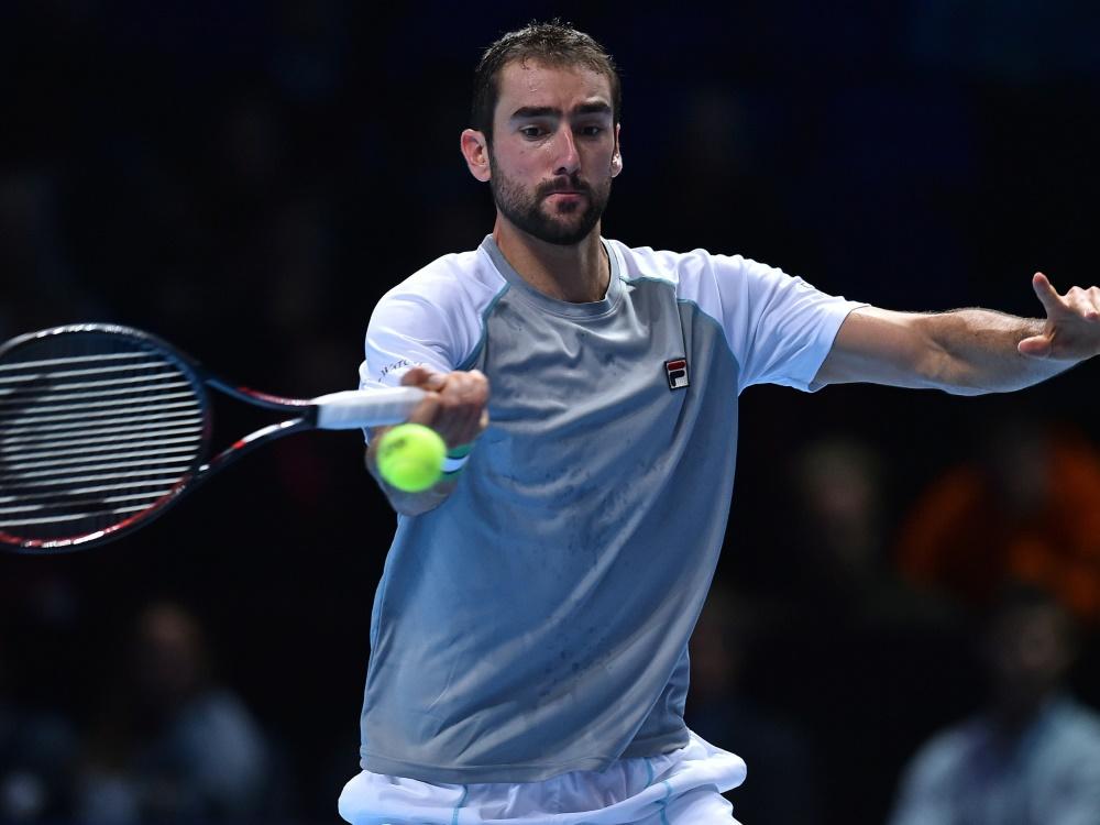 Davis-Cup-Finale: Kroatien mit Cilic und Coric