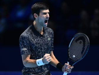 ATP-Finale: Djokovic startet mit souveränem Sieg über Isner