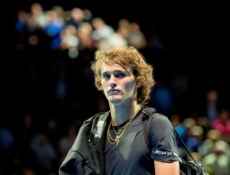 Ein Sieg über Isner reicht Zverev zum Einzug ins Halbfinale