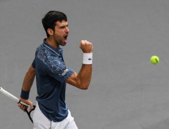 Weltrangliste: Djokovic wieder die Nummer eins