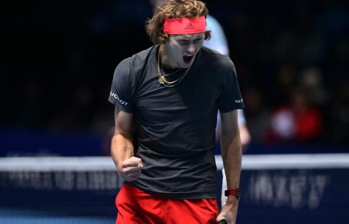 Tennis hookup