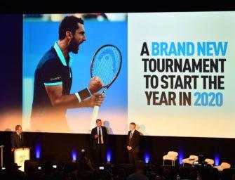 Mail aus London: ATP Cup –die schöne neue Tenniswelt