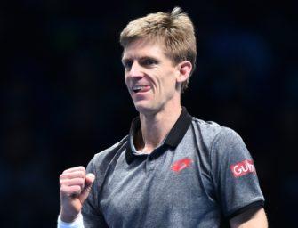 Anderson deklassiert Nishikori und steht so gut wie sicher im Halbfinale