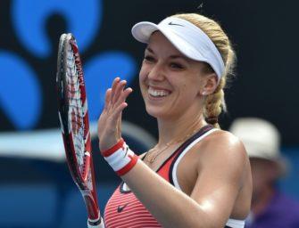 Wimbledon: Lisicki kämpft sich in die zweite Quali-Runde