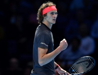 ATP-Finale: Zverev als erster Deutscher seit Becker im Endspiel