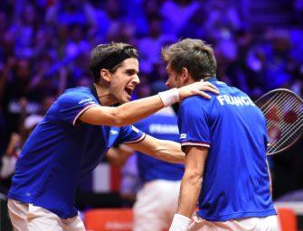 Davis Cup: Frankreich verkürzt im Finale gegen Kroatien