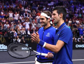 Federer-Comeback beeindruckender als Djokovic-Comeback