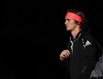 Zverev vor ATP-Finals: Aufgeräumt in den finalen Akt