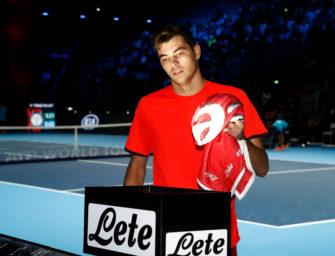 Next Gen ATP Finals: Spieler nicht begeistert von Handtuchregel