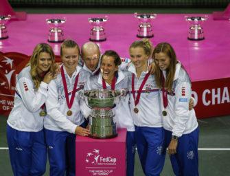 Tschechien gewinnt zum neunten Mal den Fed Cup