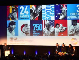 Podcast: Was kann der neue ATP Cup?