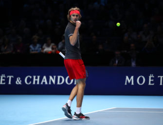 Liveticker zum Nachlesen: Zverev ringt Federer nieder