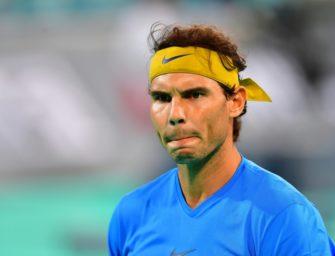 Nadal verliert bei Einladungsturnier in Abu Dhabi