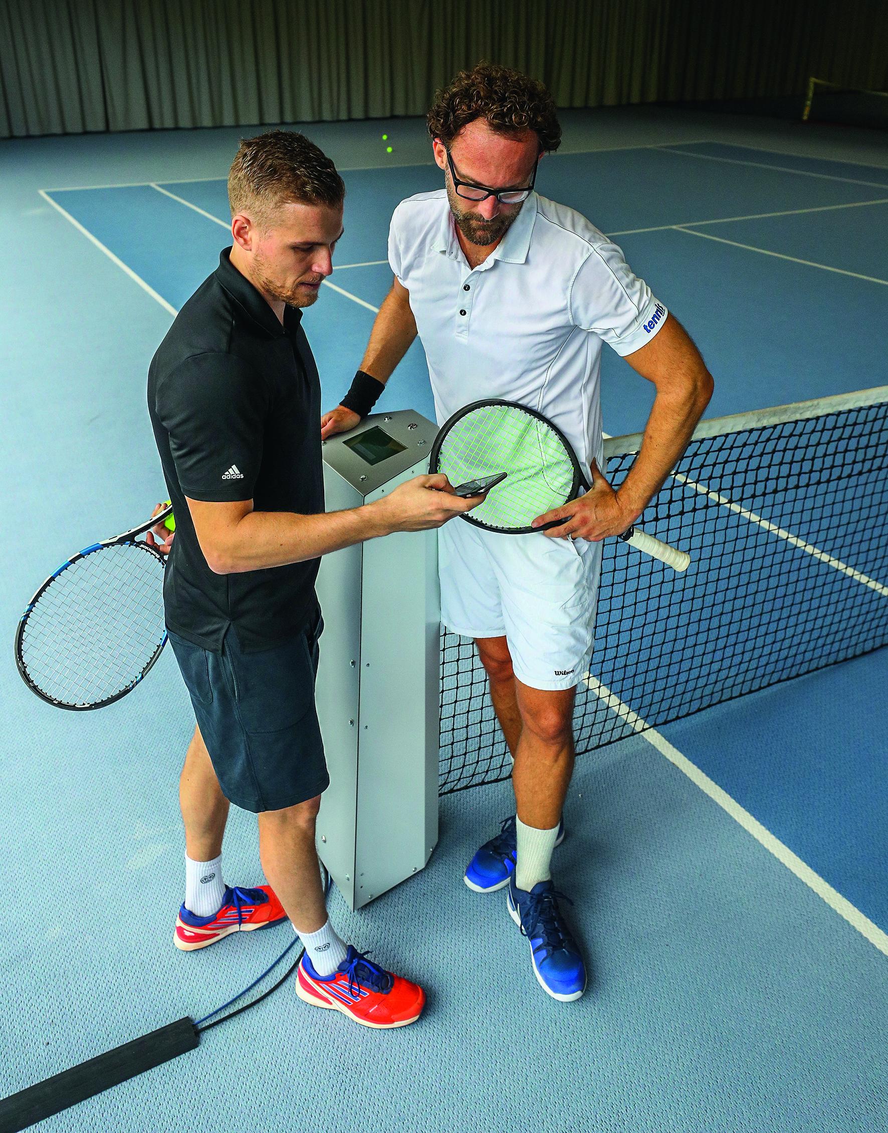 Diese Lesben wissen, wie Sie sich nach einem tennis-match