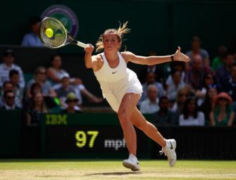 """Annika Beck: """"Ich habe Tennisplatz gegen Hörsaal getauscht"""""""