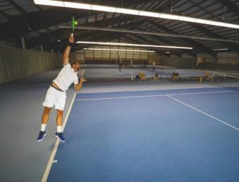 Smartes Tennis: Die Vermessung des eigenen Spiels