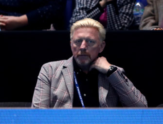 Englische Medien: Trophäen von Boris Becker sollen doch unter den Hammer