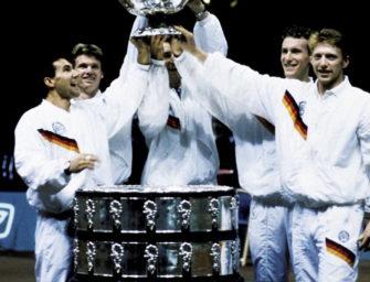 """1. Davis Cup-Sieg vor 30 Jahren – Pilic: """"Wir waren Helden der Nation"""""""