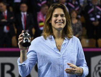 Keine Davis-Cup-Kapitänin: Mauresmo wird Trainerin von Pouille