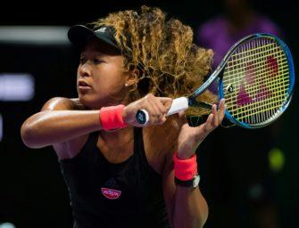 US-Open-Champion Osaka erhält eigene Briefmarken