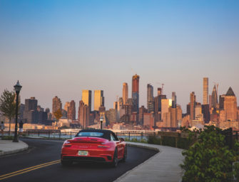 Serve & Drive in New York: Big, Bigger, Big Apple