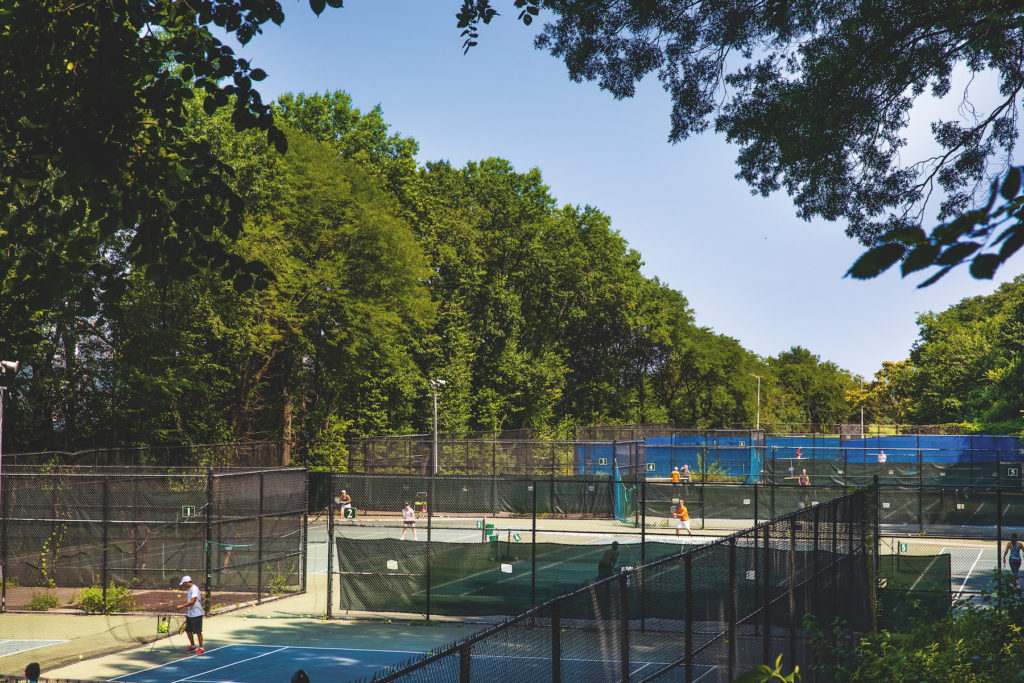 Riverside Park Tennis