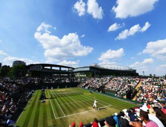Weiter nur im Pay-TV: Wimbledon läuft bis 2022 exklusiv bei Sky