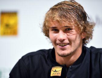 """Alexander Zverev: """"Ich will ein ehrlicher Spieler sein"""""""