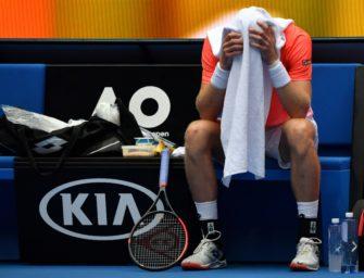 Australian Open: Kevin Anderson überraschend ausgeschieden