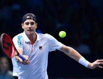 Australian Open: Isner verliert Duell der Zwei-Meter-Männer